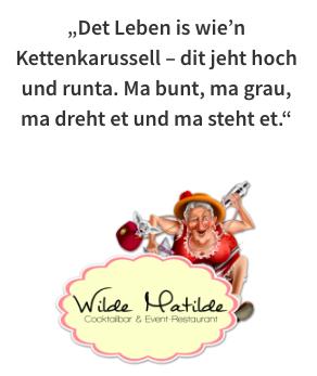 Wilde Matilde Berlin