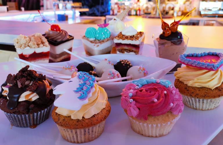 Kaffee und Kuchen Galerie
