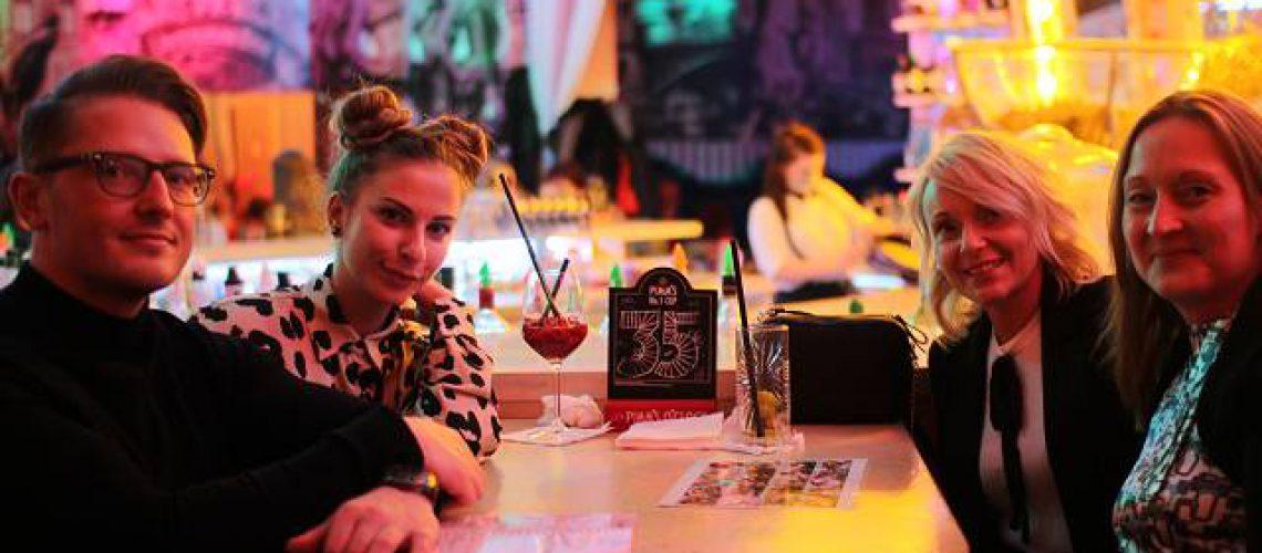 Wilde Matilde Bar Berlin diePartytlocation Nr.1 in Berlin Bilder vom 30.10.2020 und 31.10.2019IMG_6427